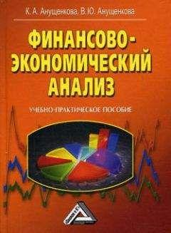 Ксения Анущенкова - Финансово-экономический анализ