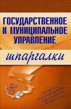 Константин Сибикеев - Государственное и муниципальное управление