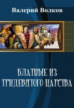 Валерий Волков - Блатные из тридевятого царства (СИ)