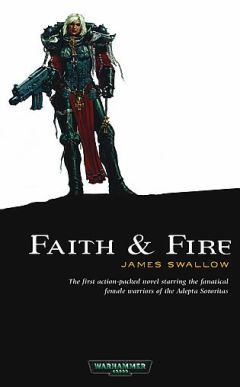 Джеймс Сваллоу - Вера и Пламя