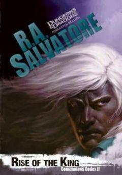 Роберт Сальваторе - Восстание короля