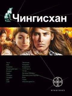 Сергей Волков - Чингисхан. Повелитель страха