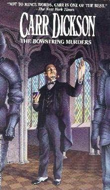 Джон Карр - Убийства в замке Баустринг
