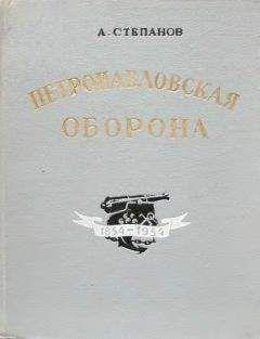 Александр Степанов - Петропавловская оборона