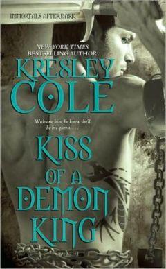Кресли Коул - Поцелуй короля-демона