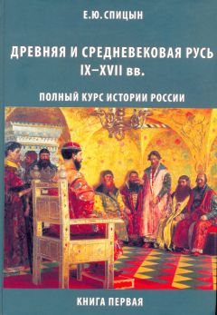 Евгений Спицын - Древняя и средневековая Русь, IX–XVII вв.