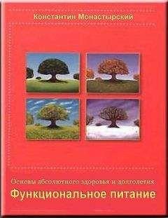 Константин Монастырский - Функциональное питание