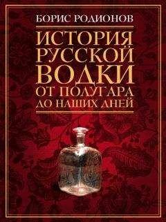 Борис Родионов - История русской водки от полугара до наших дней