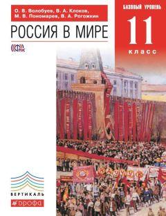 Василий Рогожкин - Россия в мире. Базовый уровень.11 класс
