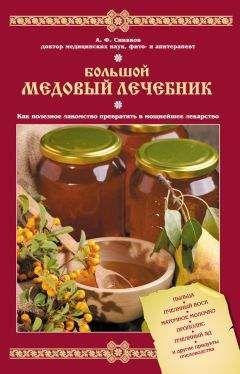 Алексей Синяков - Большой медовый лечебник