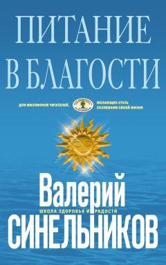 Валерий Синельников - Питание в благости