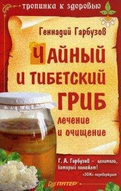 Геннадий Гарбузов - Чайный и тибетский гриб: лечение и очищение