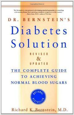 Richard Bernstein - Решение для диабетиков от доктора Бернштейна