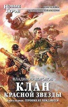 Владимир Воронов - Клан Красной Звезды. Книга первая. Героями не рождаются