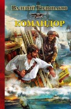 Валерий Большаков - Командор