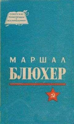 Николай Кондратьев - Маршал Блюхер