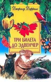Джеральд Даррел - Три билета до Эдвенчер