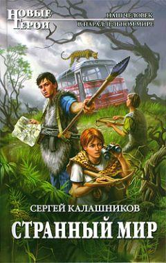 Сергей Калашников - Странный мир