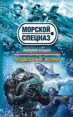 Валерий Рощин - Подводные волки