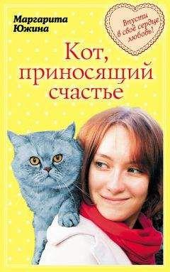 Маргарита Южина - Кот, приносящий счастье