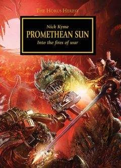 Ник Кайм - Солнце Прометея