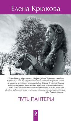 Елена Крюкова - Путь пантеры