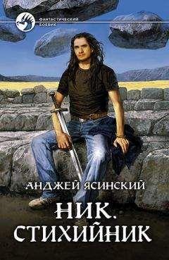 Анджей Ясинский - Стихийник